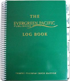 Logbooks, Walker Common Sense Logbook by Evergreen Pacific