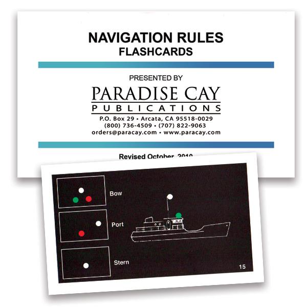 Mariner Training, Navigation Rules Flashcards