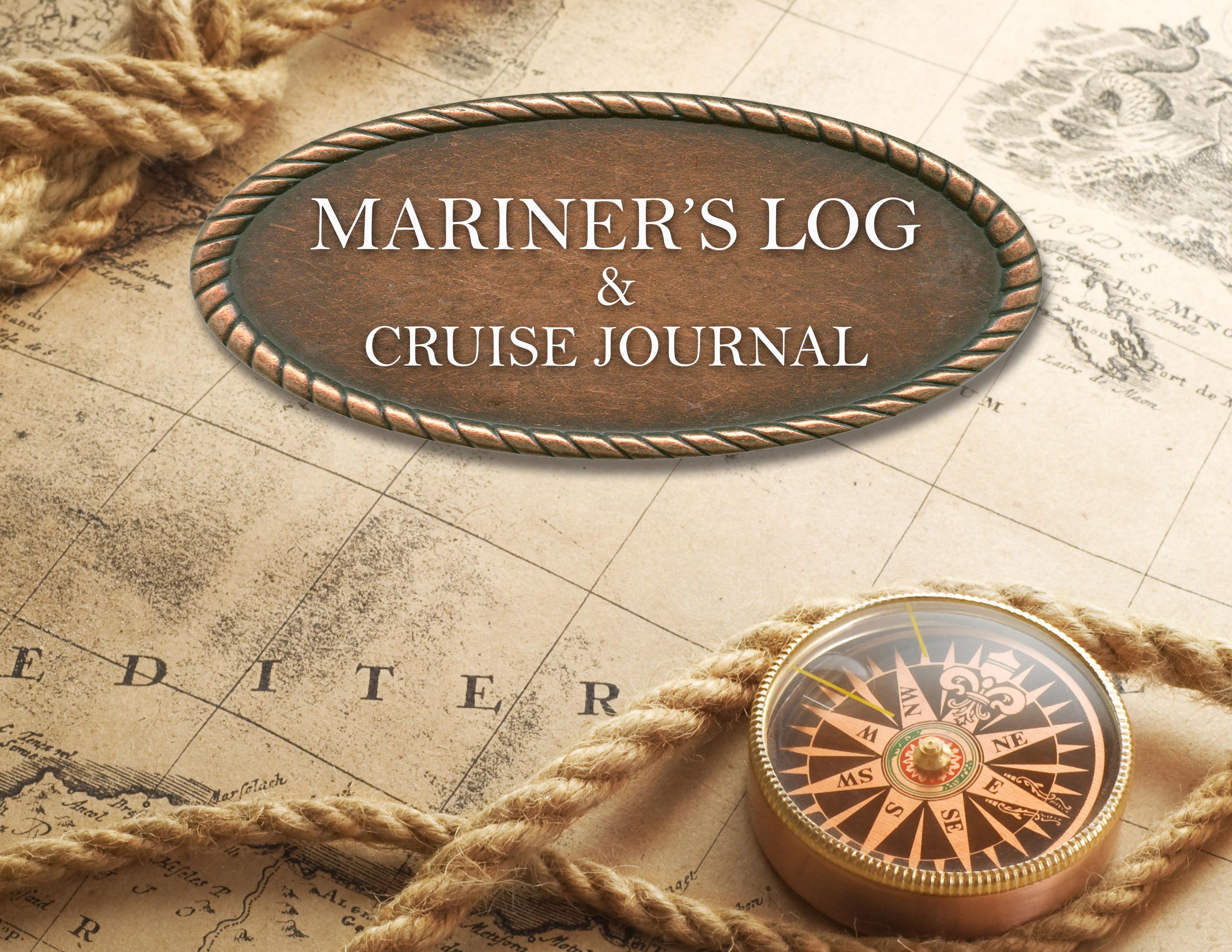 Logbooks, Mariner's Log & Cruise Journal