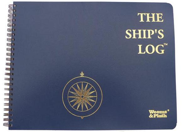 Logbooks, Weems & Plath: The Ship's Log
