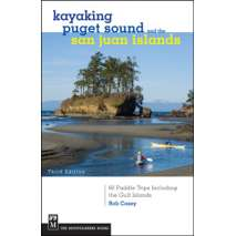 U.S. Region Cruising Guides, Kayaking Puget Sound & the San Juan Islands