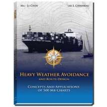 Marine Training, Heavy Weather Avoidance (Concepts and Applications of 500 Mb Charts)