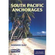 Pacific Ocean & Islands, South Pacific Anchorages, 2nd edition (Imray)
