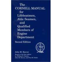 Mariner Training, Cornell Manual for Lifeboat men, Able Seamen, & QMED, 2nd edition