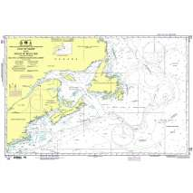 NGA Charts: Miscellaneous, NGA Chart 109: Gulf of Maine to Str. Belle Isle
