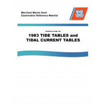 Tide and Tidal Current Tables, Tide Tables & Tidal Current Tables 1983