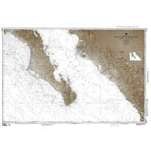 NGA Charts: Region 2 - Central, South America, NGA Chart 21014: Mexico West Coast Cabo San Lazaro to Cabo San Lucas and Southern Part of Golfo de Californa