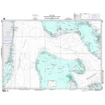 NGA Charts: Region 2 - Central, South America, NGA Chart 26320: N. Prt Strait of Fla. and Nw Providence