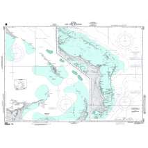 NGA Charts: Region 2 - Central, South America, NGA Chart 26321: Hope Town and Approaches