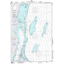 NGA Charts: Region 2 - Central, South America, NGA Chart 28167: Ambergis Cay to Pelican Cays