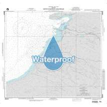 NGA Charts: Region 3 - UK, Western Europe, Waterproof NGA Chart 38343: North Star Bugt Anchorage