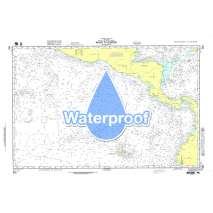 NGA Charts: Miscellaneous, Waterproof NGA Chart 503: Mexico to Ecuador (Int 811)