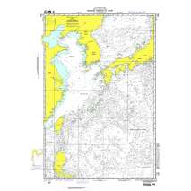 NGA Charts: Miscellaneous, NGA Chart 509: North Pacific - Japan Western Portion Of