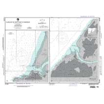 NGA Charts: Region 5 - Western Africa, Mediterranean, Black Sea, NGA Chart 51181: Plans On the West Coast of Morocco; Larache