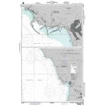 NGA Charts: Region 5 - Western Africa, Mediterranean, Black Sea, NGA Chart 51225: Agadir and Approaches