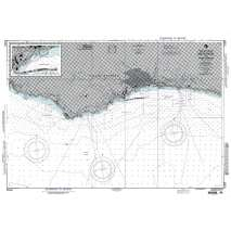NGA Charts: Region 5 - Western Africa, Mediterranean, Black Sea, NGA Chart 51263: Baia Do Funchal and Praia formosa