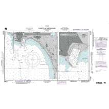 NGA Charts: Region 5 - Western Africa, Mediterranean, Black Sea, NGA Chart 54267: Durres and Approaches