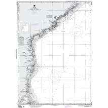 NGA Charts: Region 6 - Eastern Africa, Southern & Western Asia, NGA Chart 63015: Calimere Point to Kalingapatam