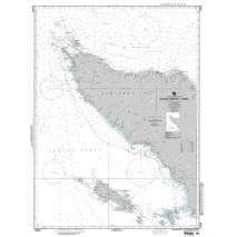 NGA Charts: Region 7 - South East Asia, Indonesia, New Guinea, Australia, NGA Chart 71006: Tanjung Jamboaye to Singkil