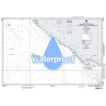 NGA Charts: Region 7 - South East Asia, Indonesia, New Guinea, Australia, Waterproof NGA Chart 71015: Bengkulu to Selat Sunda Including Pulau Mega and Pulau Enggano