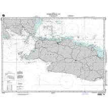 NGA Charts: Region 7 - South East Asia, Indonesia, New Guinea, Australia, NGA Chart 71018: Western Portion of Jawa