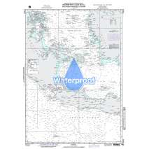 NGA Charts: Region 7 - South East Asia, Indonesia, New Guinea, Australia, Waterproof NGA Chart 71033: W. Part Java Sea So Passages to China