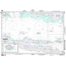 NGA Charts: Region 7 - South East Asia, Indonesia, New Guinea, Australia, NGA Chart 72000: Java Sea