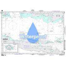 NGA Charts: Region 7 - South East Asia, Indonesia, New Guinea, Australia, Waterproof NGA Chart 72000: Java Sea