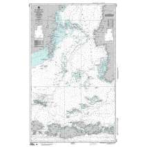NGA Charts: Region 7 - South East Asia, Indonesia, New Guinea, Australia, NGA Chart 72007: Makassar Strait [Southern Part]