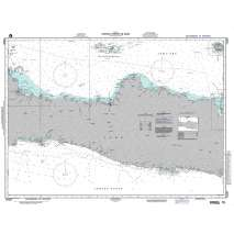 NGA Charts: Region 7 - South East Asia, Indonesia, New Guinea, Australia, NGA Chart 72028: Central Portion of Java