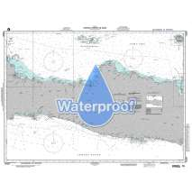 NGA Charts: Region 7 - South East Asia, Indonesia, New Guinea, Australia, Waterproof NGA Chart 72028: Central Portion of Java