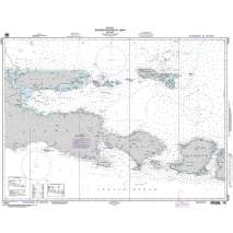 NGA Charts: Region 7 - South East Asia, Indonesia, New Guinea, Australia, NGA Chart 72035: Eastern Portion of Jawa