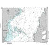 NGA Charts: Region 7 - South East Asia, Indonesia, New Guinea, Australia, NGA Chart 72105: Makassar Strait - Central Part