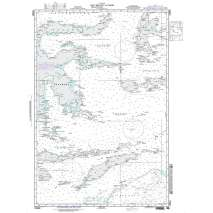 NGA Charts: Region 7 - South East Asia, Indonesia, New Guinea, Australia, NGA Chart 73000: Laut Maluku (Molucca Sea) to Timor