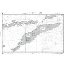 NGA Charts: Region 7 - South East Asia, Indonesia, New Guinea, Australia, NGA Chart 73004: Timor and Adjacent Islands Indonesia