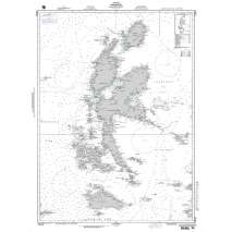 NGA Charts: Region 7 - South East Asia, Indonesia, New Guinea, Australia, NGA Chart 73016: Halmahera and Adjacent Islands
