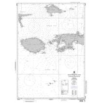 NGA Charts: Region 7 - South East Asia, Indonesia, New Guinea, Australia, NGA Chart 73018: Western Part of Pulau Seram With Pulau Buru & Pulau Obi