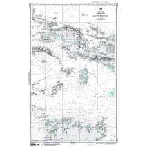 NGA Charts: Region 7 - South East Asia, Indonesia, New Guinea, Australia, NGA Chart 73020: Halmahera to Gulf of Carpentaria