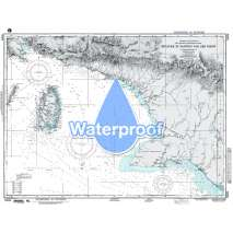 NGA Charts: Region 7 - South East Asia, Indonesia, New Guinea, Australia, Waterproof NGA Chart 73024: Merauke to Tanjung Den Bosch