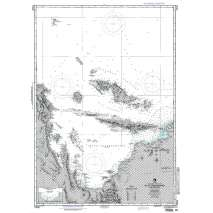 NGA Charts: Region 7 - South East Asia, Indonesia, New Guinea, Australia, NGA Chart 73032: Teluk Cenderawasih and Approaches