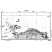 NGA Charts: Region 7 - South East Asia, Indonesia, New Guinea, Australia, NGA Chart 73034: Waigeo to Teluk Dore