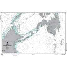 NGA Paper Charts, NGA Chart 92006: Philippine Islands - Southern Part