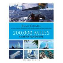 Jimmy Cornell Books, 200,000 Miles: A Life of Adventure
