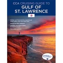 International Chartbooks & Cruising Guides, CCA Cruising Guide to The Gulf of St. Lawrence