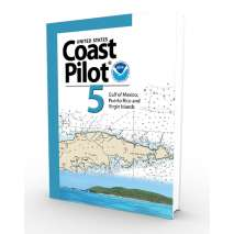 U.S. Coast Pilot, NOAA Coast Pilot 5: (CURRENT EDITION)