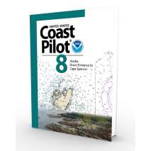 U.S. Coast Pilot, NOAA Coast Pilot 8: Alaska: Dixon Entrance to Cape Spencer (CURRENT EDITION)