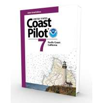 U.S. Coast Pilot, NOAA Coast Pilot 7: Pacific Coast: California (CURRENT EDITION)