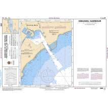 Central and Arctic Region, CHS Chart 2050: Oshawa Harbour