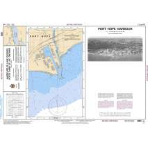 Central and Arctic Region, CHS Chart 2053: Port Hope Harbour