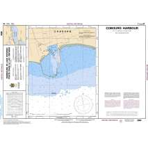 Central and Arctic Region, CHS Chart 2054: Cobourg Harbour